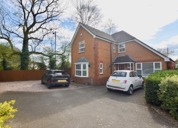 Thumbnail 4 bed detached house for sale in Sammons Way, Bannerbrook, Coventry