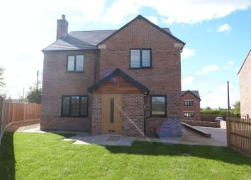 Thumbnail 4 bed detached house for sale in Buxton Road, Congleton