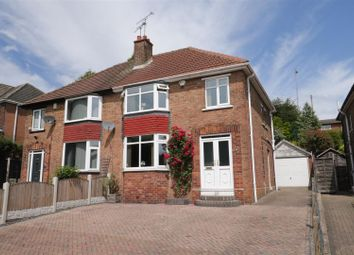 Thumbnail 3 bed semi-detached house for sale in Woodman Drive, Swinton, Mexborough