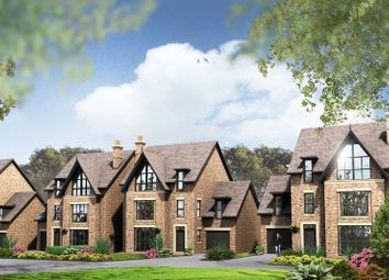 Thumbnail 6 bed detached house for sale in Gower Street, Newcastle-Under-Lyme