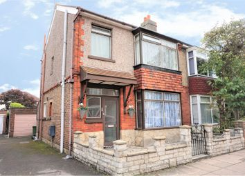 Thumbnail 3 bed semi-detached house for sale in Ripley Grove, Portsmouth