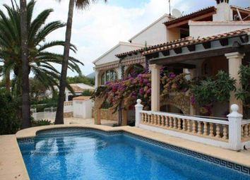 03724 Moraira, Alacant, Spain. 7 bed villa for sale