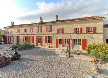 Thumbnail 7 bed property for sale in Aujac, Charente-Maritime, France