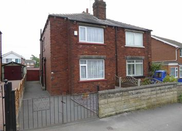 Thumbnail 3 bed semi-detached house for sale in Leysholme Drive, Wortley, Leeds, West Yorkshire