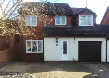 Thumbnail 4 bed link-detached house for sale in James Orchard, Berkeley