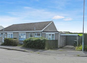 Thumbnail 2 bed semi-detached bungalow for sale in Polwithen Drive, Carbis Bay, St. Ives