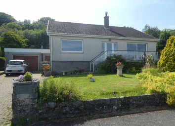 Thumbnail 3 bed detached bungalow for sale in Kilchattan Bay, Isle Of Bute