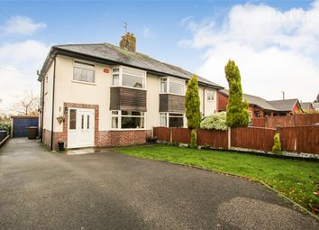 Thumbnail 3 bed semi-detached house for sale in Clough Lane, Werrington, Stoke-On-Trent