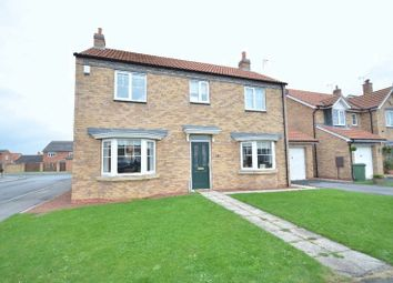 Thumbnail 4 bed detached house to rent in Bamburgh Drive, East Shore Village, Seaham