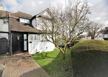 Thumbnail 3 bed semi-detached house for sale in The Approach, Hendon
