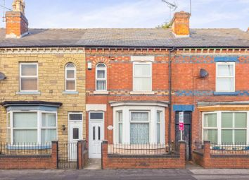 Thumbnail 2 bedroom terraced house for sale in Nottingham Road, Derby, Derbyshire