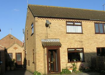 Thumbnail 3 bed semi-detached house for sale in Farmland Close, Reydon, Southwold, Suffolk