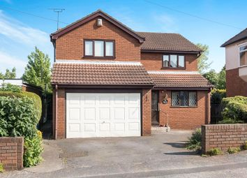 Thumbnail 4 bed detached house for sale in Beech Avenue, Worksop
