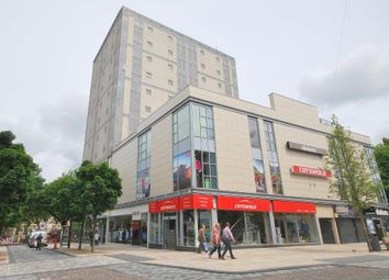 Thumbnail 2 bedroom flat to rent in Cubic Apartments, Birley Street, Preston, Lancashire