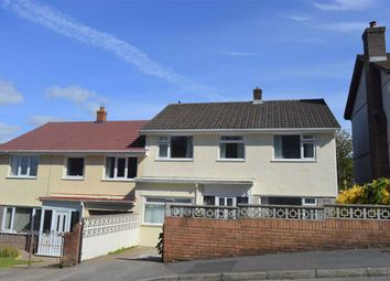4 bed semi-detached house for sale in Nurses Corner, Penclawdd, Swansea SA4