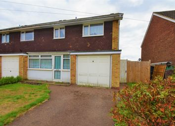 Thumbnail 3 bed end terrace house for sale in Grange Close, Havant, Hampshire