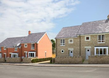 Thumbnail 2 bed semi-detached house for sale in Jubilee Road, Swanage