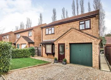 3 bed detached house for sale in Millstream Road, Heighington, Lincoln LN4