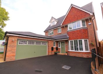 Thumbnail 5 bed detached house for sale in Broadmeadow Drive, Gee Cross, Hyde