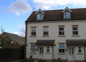 Thumbnail 3 bed property to rent in Ravel Close, Stamford