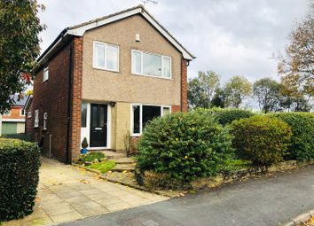 Thumbnail 3 bed detached house for sale in Eafield Avenue, Milnrow, Rochdale