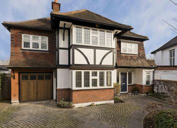 Thumbnail 5 bed detached house to rent in Garrick Close, Walton-On-Thames