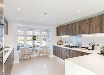 Thumbnail 4 bed detached house for sale in Knights Park, Bletchingley Road, Godstone, Surrey