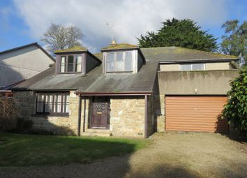 Thumbnail 4 bed detached house for sale in Empress Avenue, Penzance, Cornwall