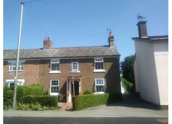Thumbnail 3 bed semi-detached house for sale in Four Crosses, Llanymynech