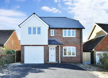 Thumbnail 4 bed detached house for sale in Monins Road, Iwade, Sittingbourne, Kent