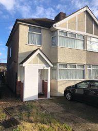 Thumbnail 3 bed semi-detached house to rent in Denescrot Crescent, Hillingdon