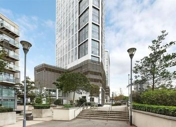 Thumbnail 1 bed flat to rent in Sky View Tower, High Street, Stratford