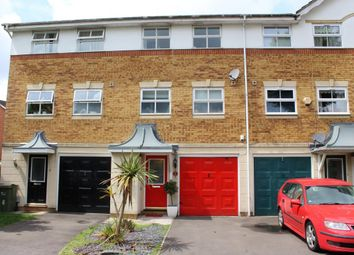 Thumbnail 3 bed town house for sale in Wyvern Close, Ash Vale