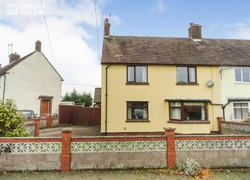 Thumbnail 4 bed semi-detached house for sale in 9, Sycamore View, Hordley, Ellesmere, Shropshire
