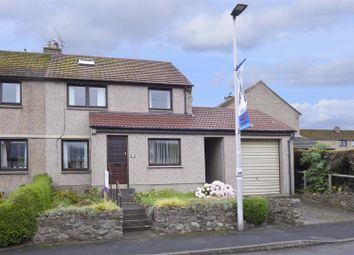 Thumbnail 3 bed semi-detached house for sale in The Avenue, Eyemouth
