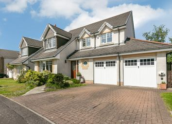 Thumbnail 4 bed detached house for sale in 38 Dornoch Place, Dunfermline