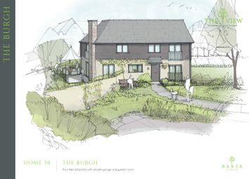 Thumbnail 4 bedroom detached house for sale in Malborough Park, Malborough, Kingsbridge