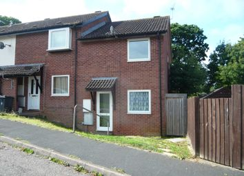 Thumbnail 2 bed end terrace house for sale in Dukes Crescent, Exmouth