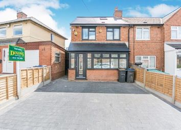 Thumbnail 5 bed semi-detached house for sale in Sunningdale Road, Acocks Green, Birmingham, West Midlands
