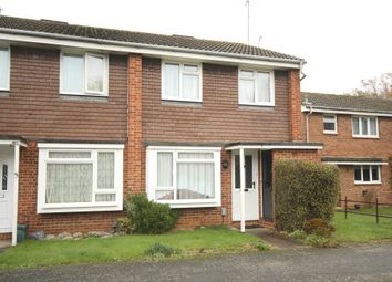 Thumbnail 3 bed terraced house to rent in Langton Close, Woking