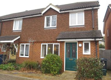 Thumbnail 3 bed semi-detached house to rent in Coopers Rise, Godalming