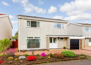 Thumbnail 4 bed detached house for sale in Poplar Drive, Milton Of Campsie, Glasgow, East Dunbartonshire