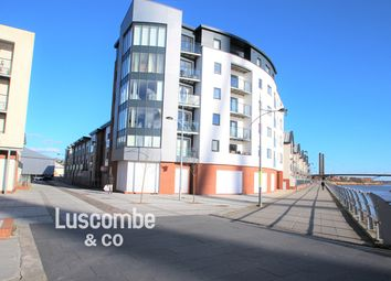 Thumbnail 2 bed flat to rent in Millennium House, Millennium Walk, Newport