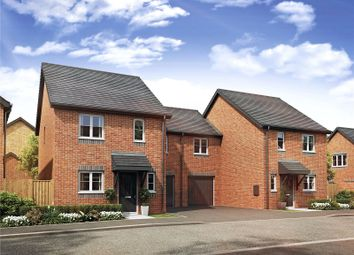 Thumbnail 3 bed link-detached house for sale in Malvhina Court, Brook Farm Drive, Malvern, Worcestershire