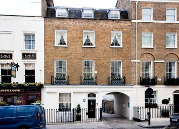 Thumbnail 5 bedroom terraced house to rent in Eaton Terrace, London