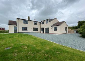 Thumbnail 4 bed detached house to rent in Dams Lane, Belchford, Horncastle