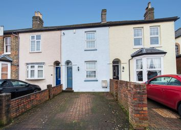 Thumbnail 2 bed terraced house for sale in Hinton Road, Wallington