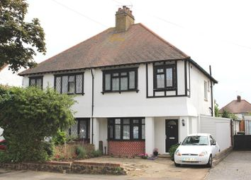 3 bed semi-detached house for sale in Earls Hall Avenue, Southend-On-Sea SS2