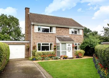 Thumbnail 4 bedroom detached house for sale in Moreton-On-Lugg, Hereford