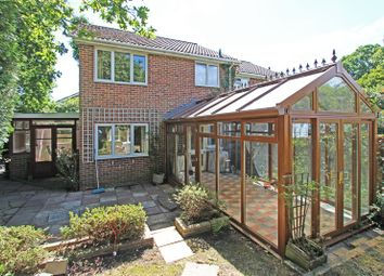 Thumbnail 3 bed end terrace house for sale in Stanford Rise, Sway, Lymington